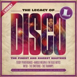 The Legacy Of: Disco - Various Artists Muzyka i Instrumenty