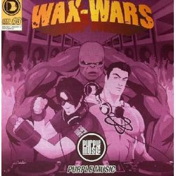 Wax Wars Part 3 (Limited Edition) - Various Artists