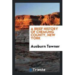 A Brief History of Chemung County, New York by Ausburn Towner, 9781760573775. Książki obcojęzyczne