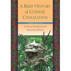 A Brief History of Chinese Civilization by Miranda Brown, 9780495913238. Książki obcojęzyczne