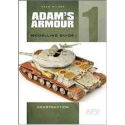 Adam'S Armour 1, Modelling Guide by Wilder Adam, 9780955541384.