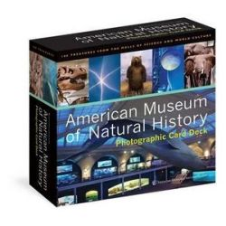 American Museum Of Natural History Card Deck, 100 Treasures from the Hall of Science and World Culture by David Sobel, 9781579129941. Historyczne