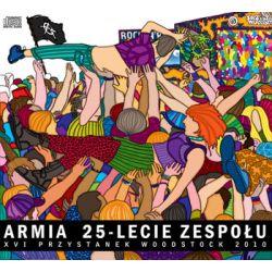 Armia 25-lecie Zespołu XVI Przystanek Woodstock 2010 - Armia