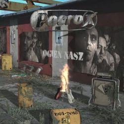 Ogień nasz - Poerox