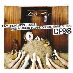 Tiny Drum, Apple Juice, and The Virgin Island On The Magic Store - CF 98 Muzyka i Instrumenty
