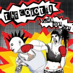 Punk Box Sex - The Coiots Muzyka i Instrumenty