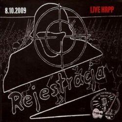Live HRPP 8.10.2009 - Rejestracja Muzyka i Instrumenty