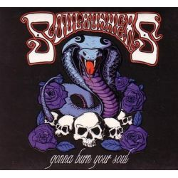 Gonna Burn Your Soul - The Soulburners Muzyka i Instrumenty