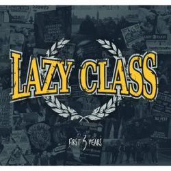 First 3 Years - Lazy Class Biografie, wspomnienia