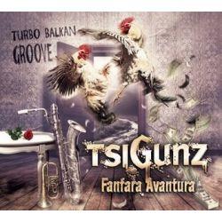 Turbo Balkan Groove - Tsigunz Fanfara Avantura Muzyka i Instrumenty