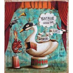 Words & Lies - Natalie Loves You Muzyka i Instrumenty