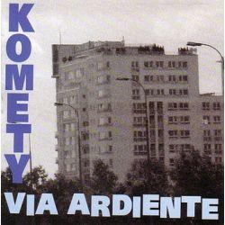 Via Ardiente - Komety Muzyka i Instrumenty