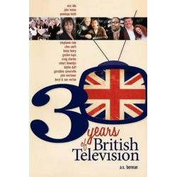 30 Years of British Television by A S Berman | 9781593931438 | Booktopia Biografie, wspomnienia