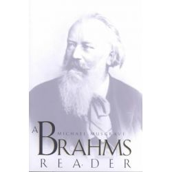 A Brahms Reader by Michael Musgrave | 9780300091991 | Booktopia Pozostałe