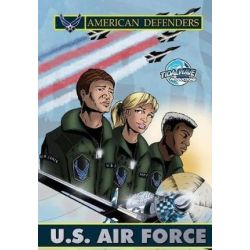 American Defenders, The United States Air Force by Don Smith | 9781948724739 | Booktopia Biografie, wspomnienia