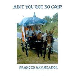 Ain't You Got No Cah? by Frances Ann Meador   9781587217746   Booktopia