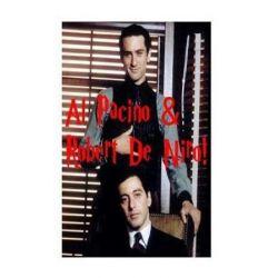 Al Pacino & Robert de Niro!, The Godfather, Scarface, Taxi Driver, the Deer Hunter... by Arthur Miller | 9781985671102 | Booktopia
