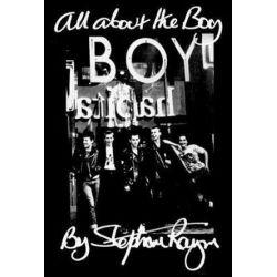 All About the Boy by Stephane Raynor | 9781908211651 | Booktopia Biografie, wspomnienia
