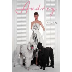 Audrey: The 50s by David Wills | 9780062472069 | Booktopia Biografie, wspomnienia