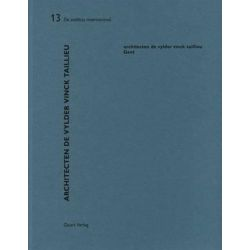 Architecten de Vylder Vinck Taillieu, De Aedibus International by Heinz Wirz | 9783037611340 | Booktopia Biografie, wspomnienia