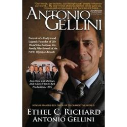 Antonio Gellini, Portrait of a Hollywood Legend by Ethel Richard | 9781946865090 | Booktopia Biografie, wspomnienia