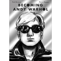 Becoming Andy Warhol by Nick Bertozzi | 9781419718755 | Booktopia Biografie, wspomnienia