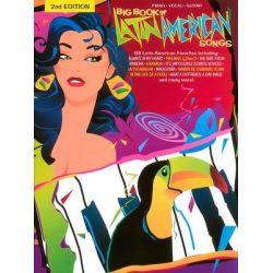Big Book of Latin American Songs, Big Books of Music by Hal Leonard Publishing Corporation | 9780793513833 | Booktopia