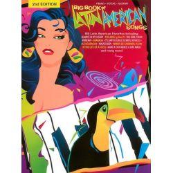 Big Book of Latin American Songs, Big Books of Music by Hal Leonard Publishing Corporation | 9780793513833 | Booktopia Pozostałe