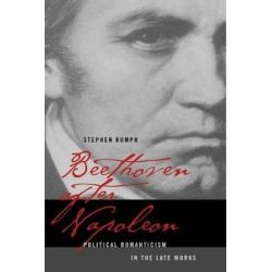 Beethoven after Napoleon, Political Romanticism in the Late Works by Stephen Rumph   9780520238558   Booktopia Pozostałe