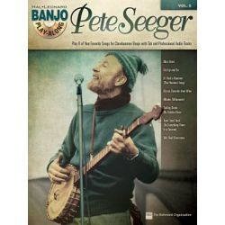 Banjo Play-Along, Pete Seeger Banjo Volume 5 by Pete Seeger | 9781480394940 | Booktopia