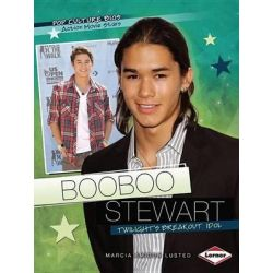 BooBoo Stewart, Action Movie Stars Pop Culture Bios by Maria Lusted | 9781467708807 | Booktopia Biografie, wspomnienia