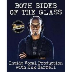 Both Sides of the Glass, Inside Vocal Coaching with Kuk Harrell by Kuk Harrell | 9781495094545 | Booktopia Pozostałe