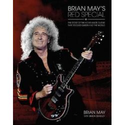Brian May's Red Special Guitar by Brian May | 9781787390782 | Booktopia