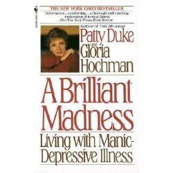 Brilliant Madness by Patty Duke | 9780553560725 | Booktopia Biografie, wspomnienia