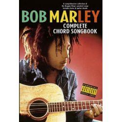 Bob Marley, Complete Chord Songbook by Pbk | 9780711988507 | Booktopia Biografie, wspomnienia
