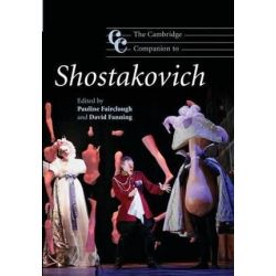 Cambridge Companions to Music, The Cambridge Companion to Shostakovich by Pauline Fairclough | 9780521603157 | Booktopia Pozostałe