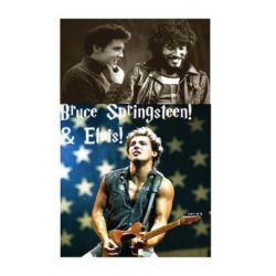 Bruce Springsteen & Elvis!, Elvis Presley - The King & the Boss! by S King | 9781981385140 | Booktopia Pozostałe
