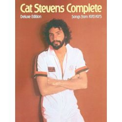Cat Stevens Complete, Cat Stevens by Cat Steven | 9780825611834 | Booktopia