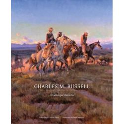 Charles M. Russell, A Catalogue Raisonne by B Byron Price | 9780806138367 | Booktopia Biografie, wspomnienia