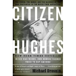 Citizen Hughes by Michael Drosnin | 9780767919340 | Booktopia Biografie, wspomnienia