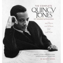 Complete Quincy Jones, My Journey & Passions by Quincy Jones | 9781933784670 | Booktopia Pozostałe
