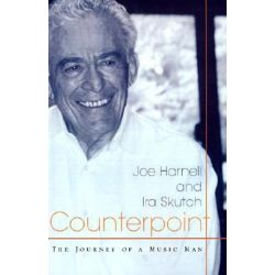 Counterpoint, The Journey of a Music Man by Joe Harnell | 9780738849898 | Booktopia Biografie, wspomnienia