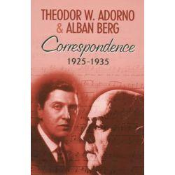 Correspondence 1925-1935 by Theodor W. Adorno | 9780745623368 | Booktopia Pozostałe