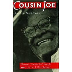 Cousin Joe, Blues from New Orleans by Pleasant Joseph   9781455615438   Booktopia Biografie, wspomnienia