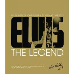 Elvis : The Legend (PRX), The Authorized Book from Graceland Archives by Gillian G. Gaar | 9781780979571 | Booktopia Biografie, wspomnienia