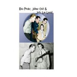 Elvis Presley, Johnny Cash & Jerry Lee Lewis!, The King of Country with the King & Wild Man of Rock! by S King | 9781981236381 | Booktopia Pozostałe