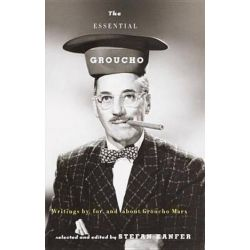 Essential Groucho, Writings by and for Groucho Marx by Groucho Marx | 9780375702136 | Booktopia Biografie, wspomnienia