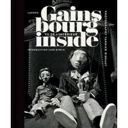 Gainsbourg Inside by RIBEAUT YANNICK | 9789020997019 | Booktopia Biografie, wspomnienia