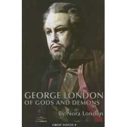 George London, Of Gods and Demons by Nora London | 9781880909744 | Booktopia Biografie, wspomnienia