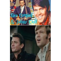 Glen Campbell & Johnny Cash!, The Rhinestone Cowboy & the Man in Black! by Arthur Miller | 9781979643504 | Booktopia